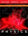 Fundamentals of Physics, Chapters 22 - 45, Enhanced Problems Version