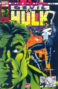 Devil & Hulk n. 035
