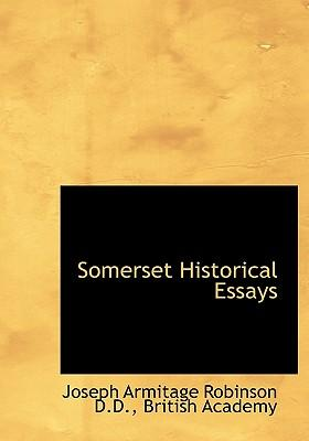Somerset Historical Essays