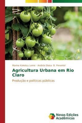 Agricultura Urbana em Rio Claro