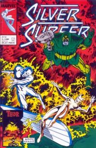 Silver Surfer n. 13 ...
