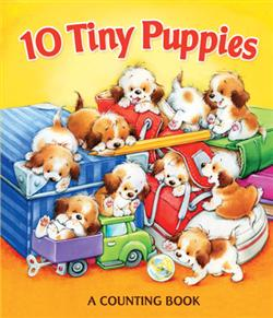 10 Tiny Puppies