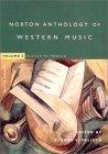 The Norton Anthology of Western Music, Fourth Edition, Volume 2