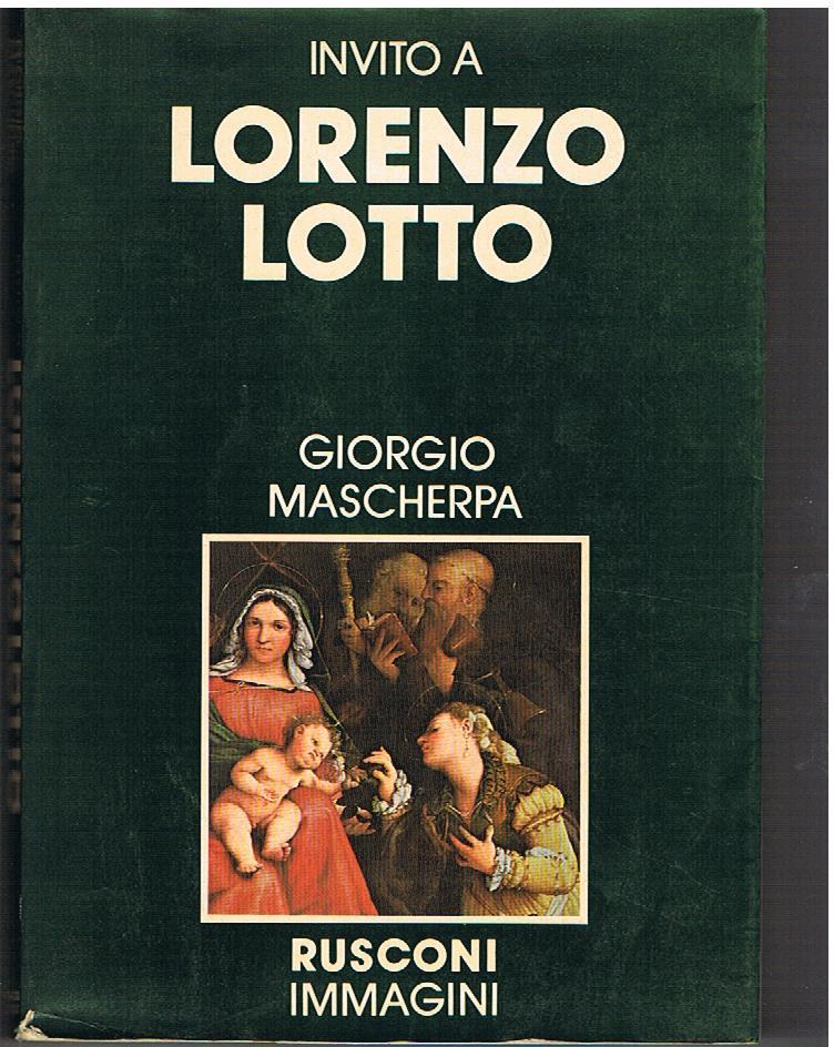 Invito a Lorenzo Lotto