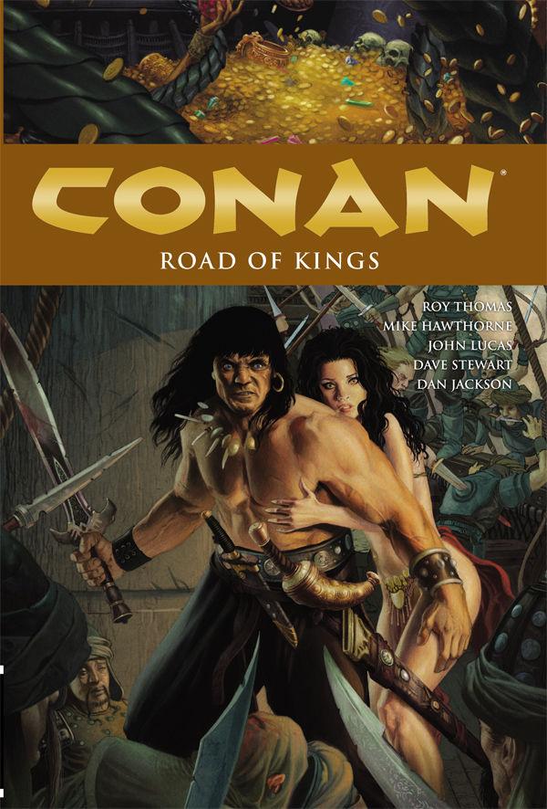 Conan, Vol. 11