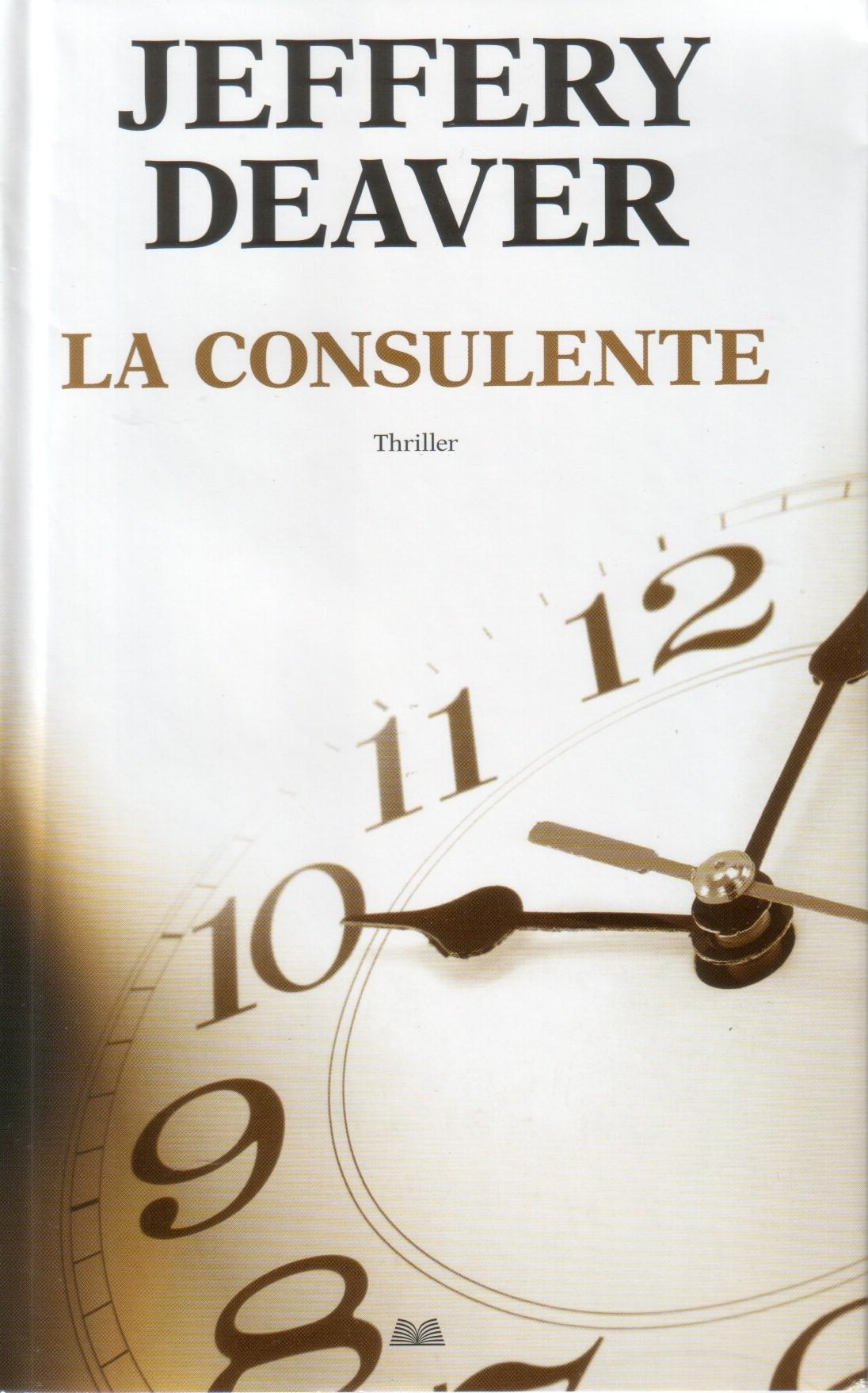 La consulente