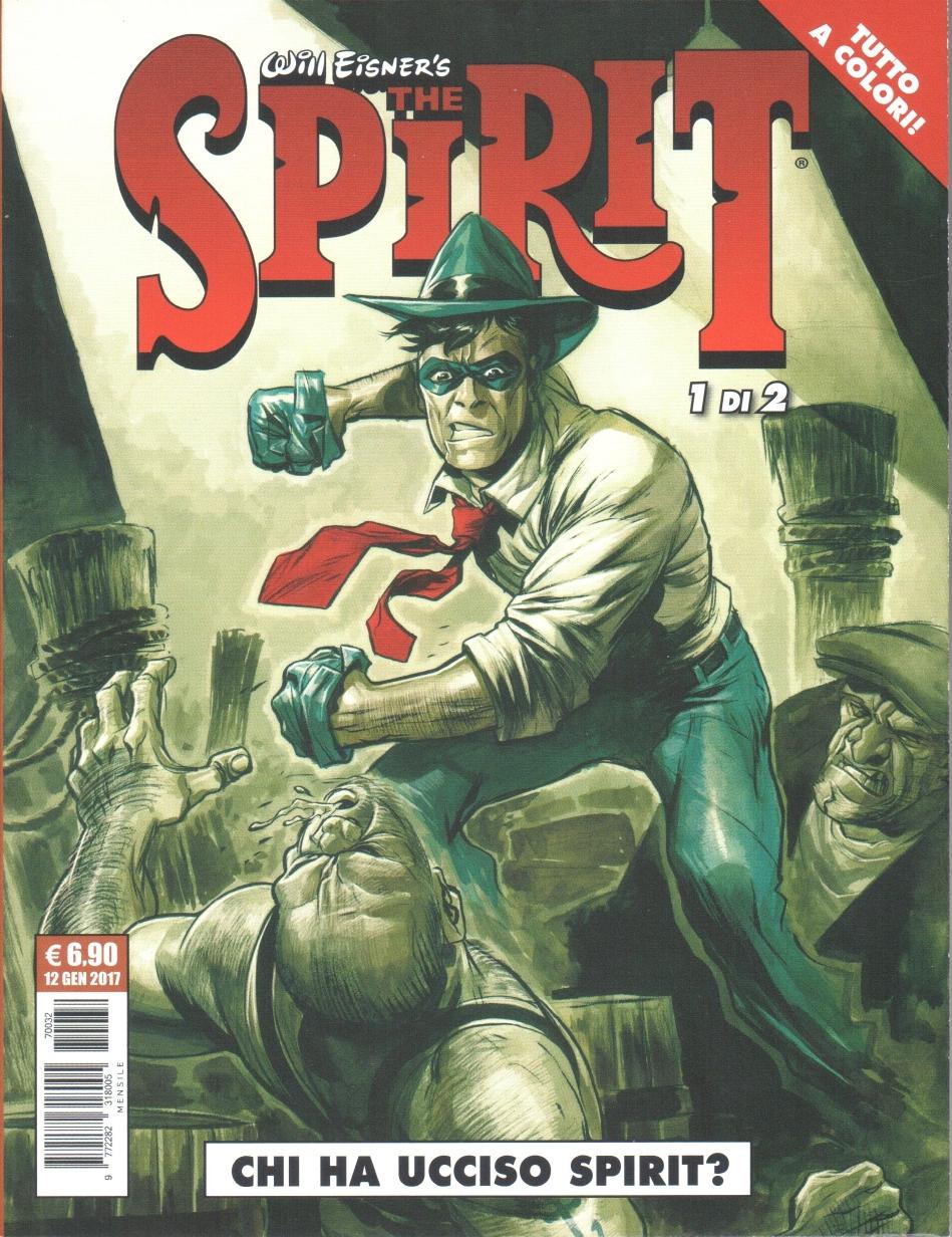 The Spirit n. 1