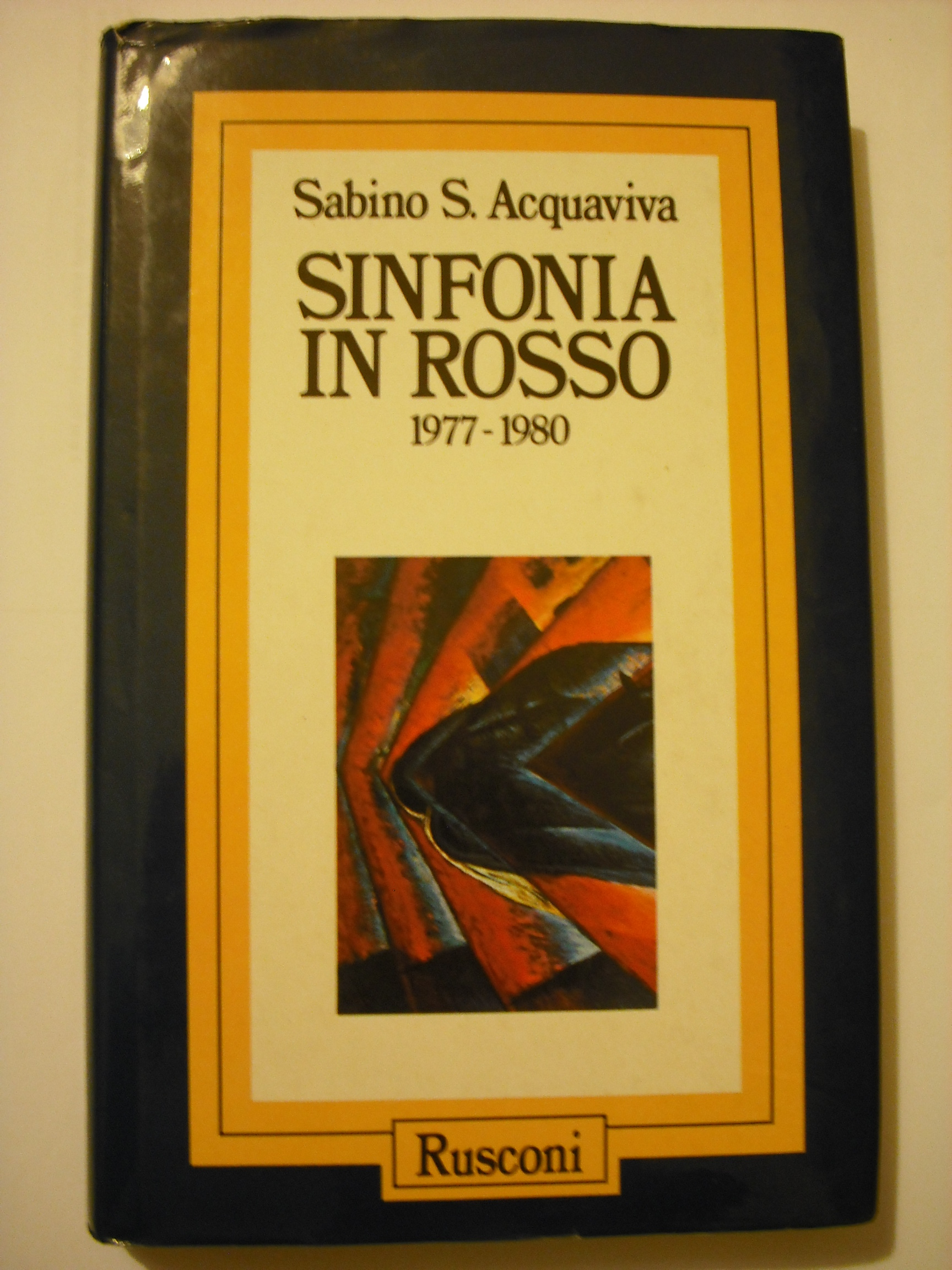 Sinfonia in rosso