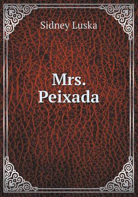Mrs. Peixada
