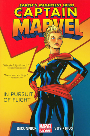 Captain Marvel: In P...