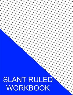 Slant Ruled Workbook