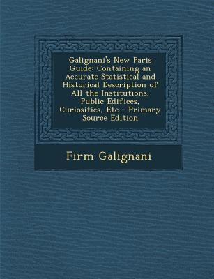Galignani's New Paris Guide