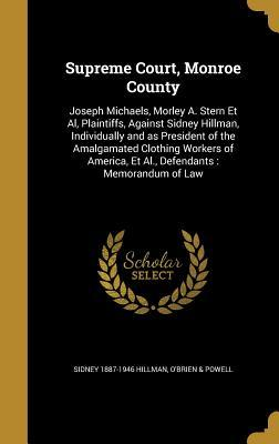 SUPREME COURT MONROE COUNTY