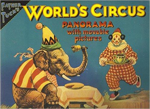 Father Tuck's World's Circus Panorama