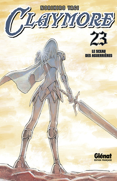 Claymore, Tome 23