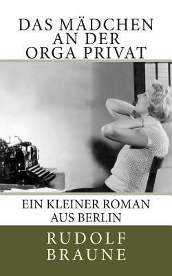 Das Mädchen an der Orga Privat