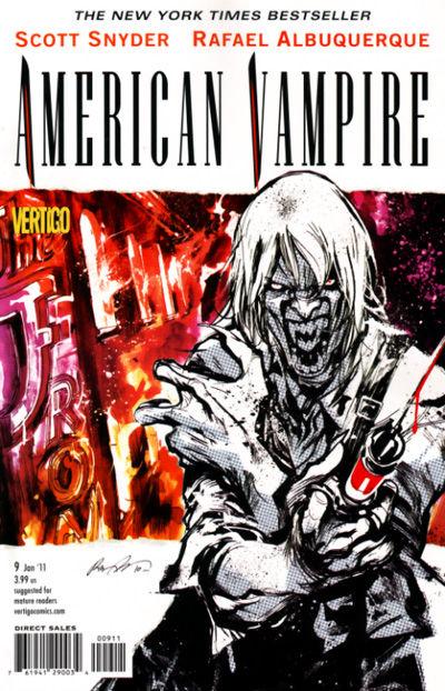 American Vampire n.9