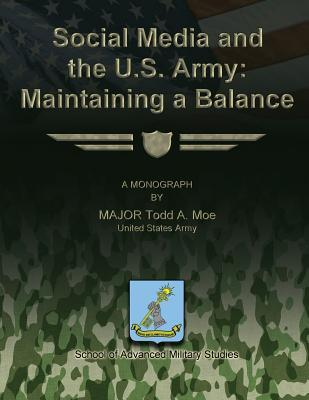 Social Media and the U.s. Army