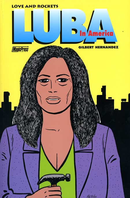Love and Rockets - 18