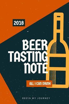 Beer Tasting Notebook