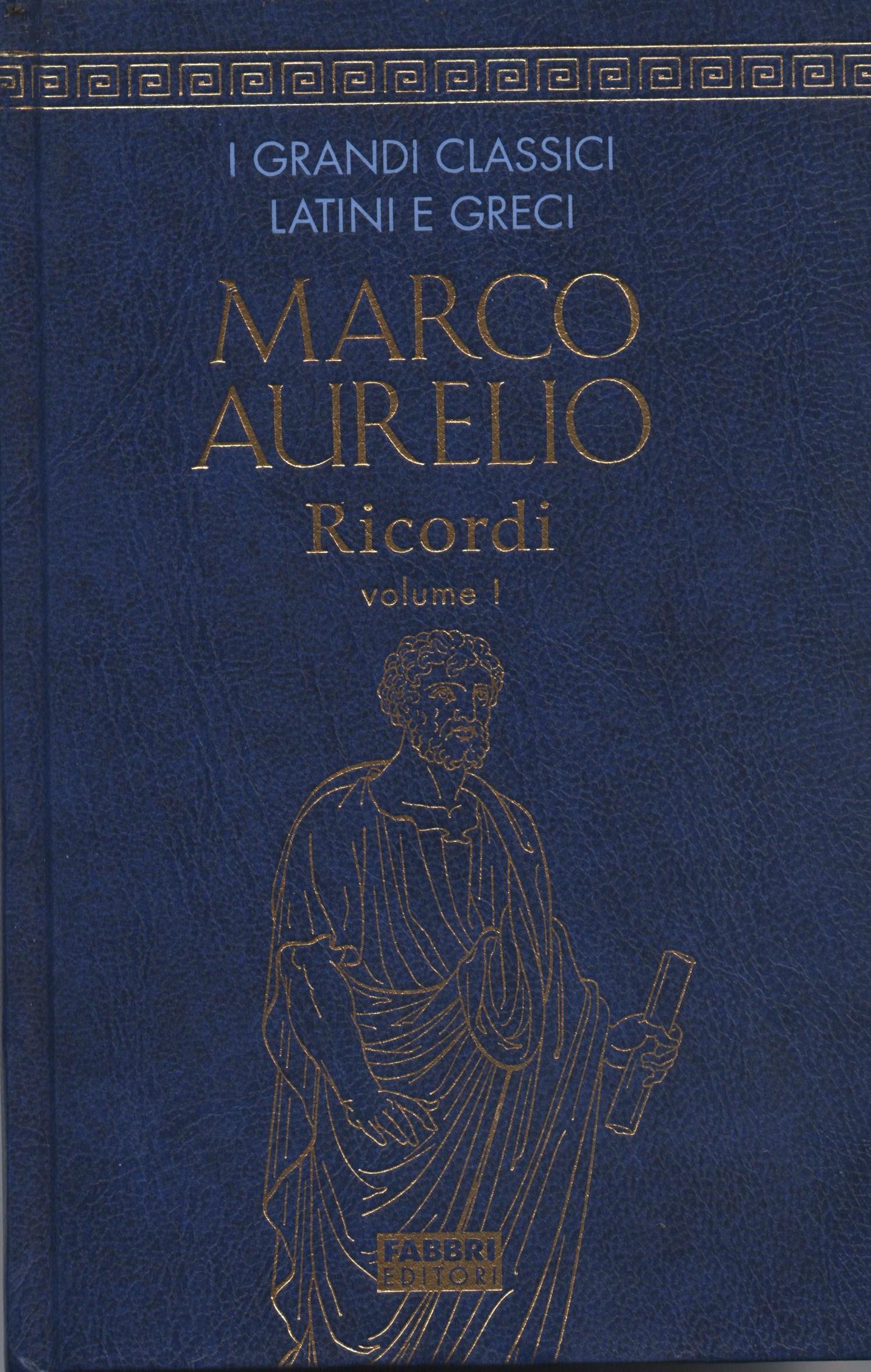 Ricordi I Marco Aurelio 1 Recensioni Fabbri