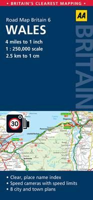 Aa Wales Road Map