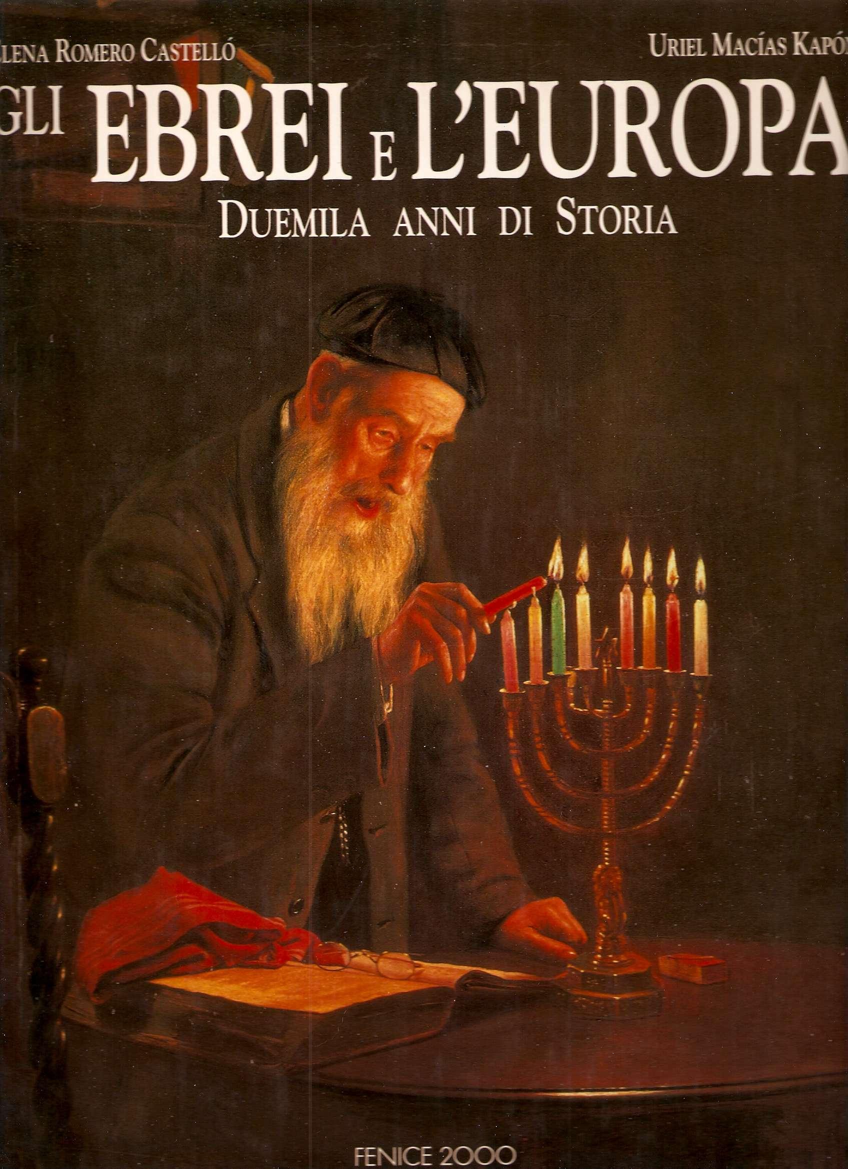 Gli ebrei e l'Europa