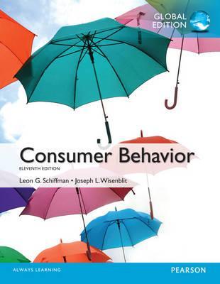 Consumer Behavior, Global Edition