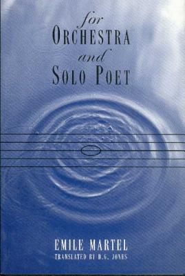 For Orchestra and Solo Poet