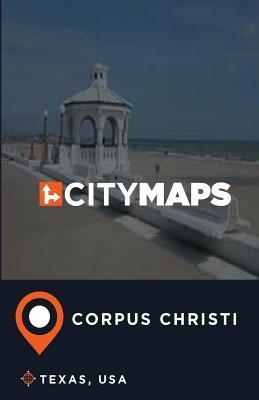 City Maps Corpus Christi Texas, USA