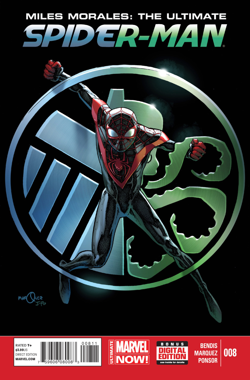 Miles Morales: Ultimate Spider-Man Vol.1 #8