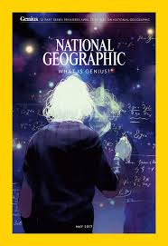 National Geographic, May 2017