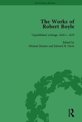 The Works of Robert Boyle, Part II Vol 6