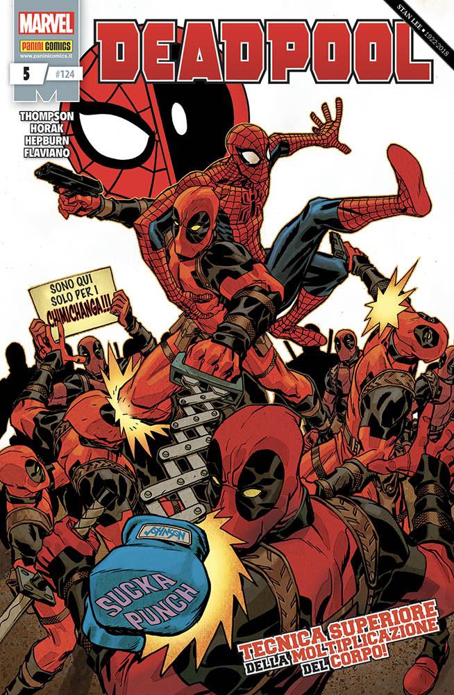 Deadpool n. 124