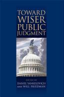 Toward wiser public ...