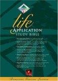 Life Application Study Bible, New Living Translation Burgundy Genuine Leather
