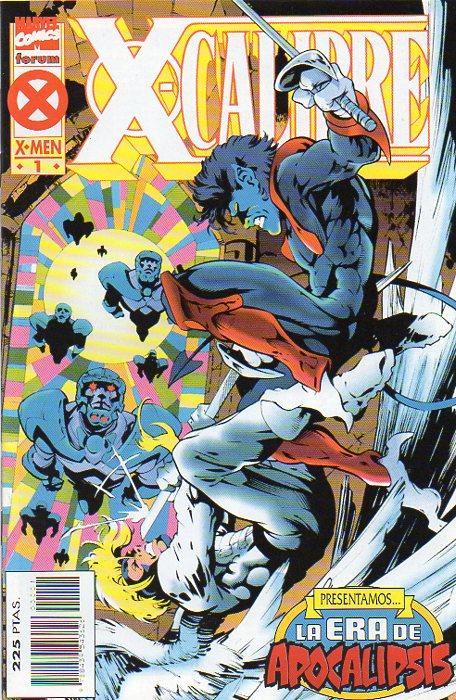 X-Calibre Vol.1 #1 (de 4)