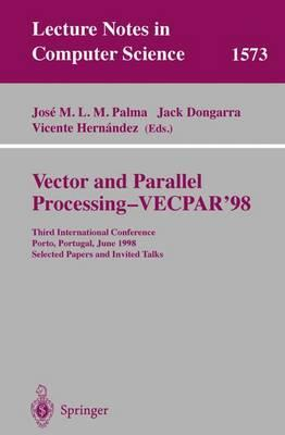 Vector and Parallel Processing - Vecpar '98