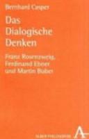 Das dialogische Denken
