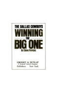 The Dallas Cowboys: winning the big one