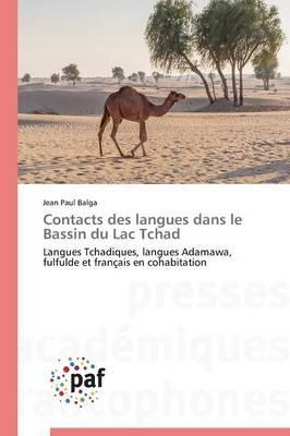 Contacts des Langues Dans le Bassin du Lac Tchad