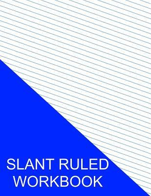 Slant Ruled Workbook