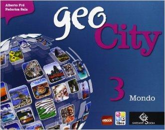 Geocity. Con Atlante. Per la Scuola media. Con e-book. Con espansione online