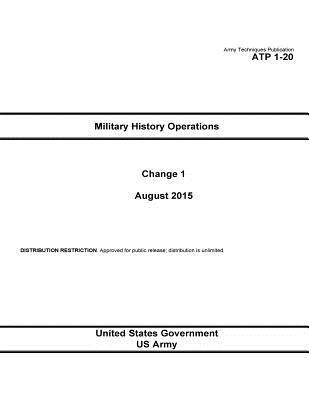 Army Techniques Publication Atp 1-20