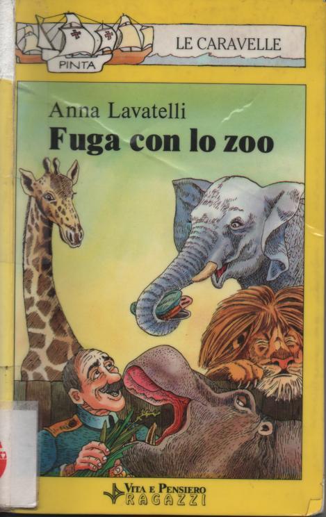 Fuga con lo zoo
