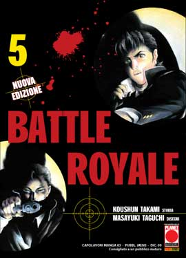 Battle Royale vol. 5