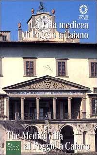 La villa medicea di Poggio a CaianoThe Medici villa at Poggio a Caiano