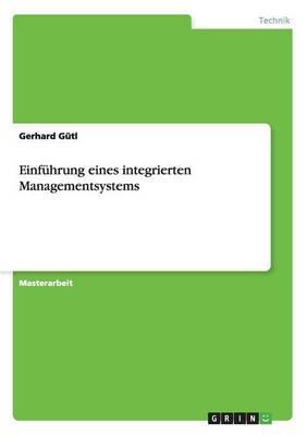 Einführung eines integrierten Managementsystems