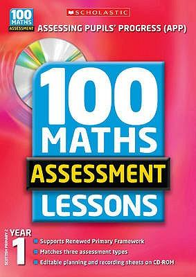 100 Maths Assessment Lessons; Year 1