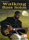 Mel Bay Walking Bass Solos for Guitar